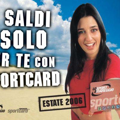 alf sportcard Promo Estate 2006